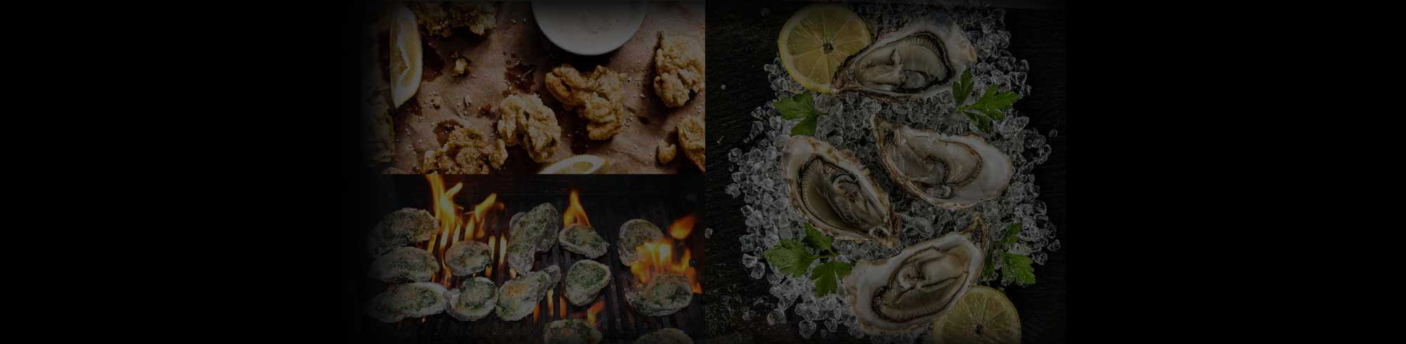 OYSTERS YOUR WAY